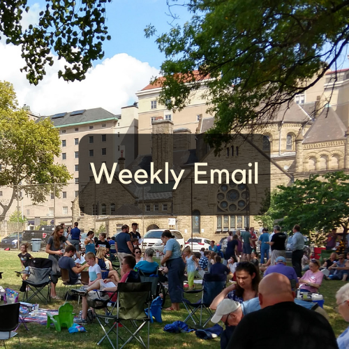 link to our weekly email