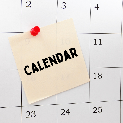 link to our events calendar